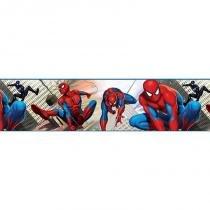 Faixa decorativa - Border Spiderman - Homem Aranha - 762 - R+ Adesivos