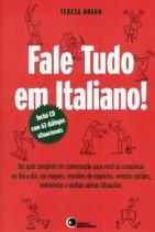Fale tudo em italiano! com cd audio - Disal editora