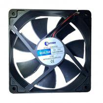 Fan 12x12cm Preto MVDC0004 - Storm - Storm