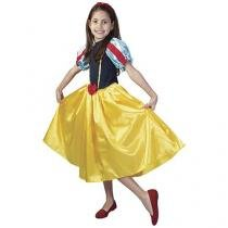 Fantasia Infantil Disney Branca de Neve - P Sid-Nyl