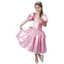 Fantasia Infantil Disney Princesa - M Sid-Nyl
