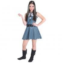 Fantasia Pop Monster High Frankie - GG - Sulamericana