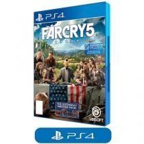 Far Cry 5 Edição Limitada para PS4 - Ubisoft