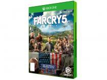 Far Cry 5 Edição Limitada para Xbox One - Ubisoft - Pré-venda