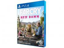 Far Cry New Dawn para PS4 Ubisoft - Pré-venda