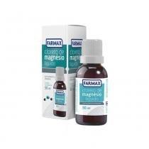 Farmax Cloreto De Magnésio P. A. Líquido 30ml -