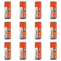 Farmax Moskitoff Repelente Aerosol 165ml (Kit C/12) -