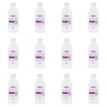 Farmax Removedor S/ Acetona Uva 500ml (Kit C/12) -