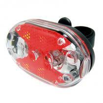 Farol Bike Atrio BI005 Traseiro LED 7 Efeitos de Iluminação -