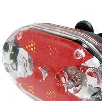 Farol Traseiro para Bicicleta BI005 - Multilaser - Multilaser