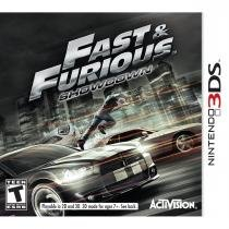 Fast furious showdown - 3ds - Nintendo