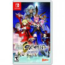 Fate/extella: the umbral star - switch - Nintendo