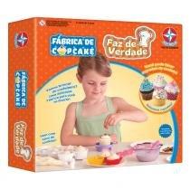 Faz de Verdade - Fábrica de Cupcake - Estrela - Estrela