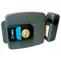 Fechadura Elétrica Dupla com Botão C90 90.01.03.036 HDL -