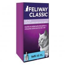 Feliway Classic Ceva Refil para Difusor Elétrico -
