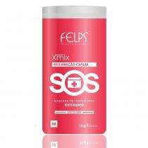 Felps Xmix SOS Máscara de Tratamento Ressurreição Capilar - 1kg - Felps