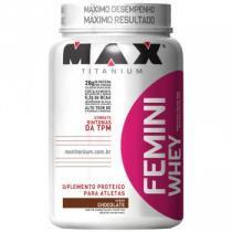 Femini Whey - 900G - Max Titanium - Max Titanium