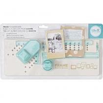 Ferramenta de Corte para criar Molduras We R Memory Keepers Tool Frame Punch Board  663006 -