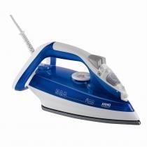 Ferro A Vapor Arno Ultragliss Com Spray - Fu41 - Azul  - 127v -