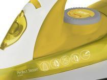 Ferro a Vapor e a Seco BlackDecker X5601BR - Amarelo e Branco