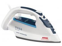 Ferro de Passar a Vapor e a Seco Arno  - Smart Protect Azul e Branco