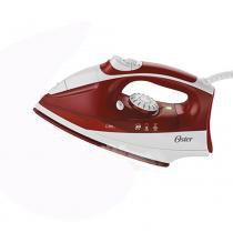 Ferro de Passar Modelo Ultra Care 6201 127V Vermelho Oster - Oster