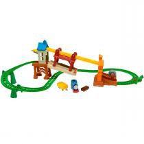 Ferrovia Tirolesa do Thomas e Friends FBK92 Mattel -