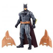 Figura Articulada - 15 Cm - DC Comics - Liga da Justiça - Batman - Mattel - Mattel