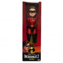 Figura Articulada - 28 cm - Disney - Pixar - Os Incríveis 2 - Mulher Elástica - Sunny -