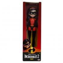 Figura Articulada - 28 cm - Disney - Pixar - Os Incríveis 2 - Violeta - Sunny -