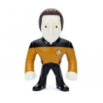 Figura Colecionável 10 Cm - Metals - Star Trek - Commander Data - DTC - DTC