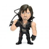 Figura Colecionável 10 Cm - Metals - The Walking Dead - Daryl Dixon - DTC - DTC