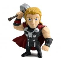 Figura Colecionável 15 Cm - Metals - Disney - Marvel - Civil War - Thor - DTC - DTC