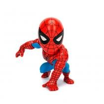 Figura Colecionável 15 Cm - Metals - Disney - Marvel Spider-Man - Classic  Spider 996549b9ea