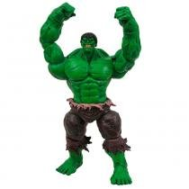 Figura Colecionável 22 Cm - Disney - Marvel - Select - The Incredible Hulk - Iron Studios - Iron Studios
