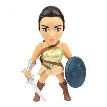 Figura Colecionável 5 Cm - Metals - DC Comics - Wonder Woman - Princess Diana - DTC -