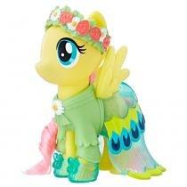 Figura My Little Pony Movie - Snap-On Fashion - Fluttershy - Hasbro - Hasbro