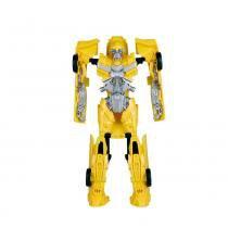 Figura Transformável - 30 Cm - Transformers - Titan Changers - Bumblebee - Bumblebee - Hasbro -