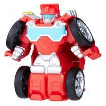 Figura Transformers Racers Heatwave o Robô - Hasbro - hasbro