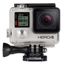 Filmadora Gopro Hero 4 Silver CHDSY-401 12MP LCD1.77 Wifi Blue - GoPro
