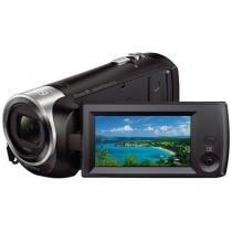 Filmadora Handycam Sony HDR-CX405 HD com sensor CMOS Exmor R -