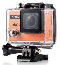 Filmadora Multilaser Atrio Fullsport Cam 4K - com Wi-Fi - 16MP - 4K - Case à prova dágua - DC185 -