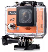Filmadora Multilaser Atrio Fullsport Cam HD - 5 Mega Pixels - Case à prova dágua - DC186 -
