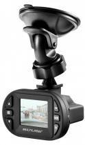 Filmadora Veicular Multilaser AU013 - LCD 1.5, Full HD, Zoom digital 4x, Visão noturna - Preto -