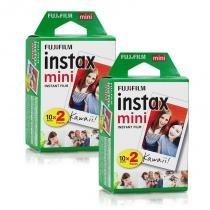 Filme Instantâneo Instax Mini - Fujifilm - 30 Fotos -