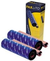 Filme para Fax Panasonic KX-FA55A Genérico Faxlito -