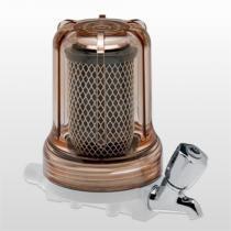 Filtro De Água Aqualar Bella Fonte Bronze 3m - 3M