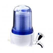 Filtro de água com torneira - ACQUA 5TR BL - Acquabios - Acquabios