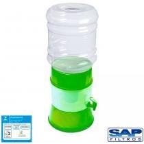 Filtro de Água Galão Gplus Sap Filtros Verde 13,5 Litros -