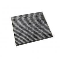 Filtro de ar condicionado cabine ssangyong korando 2.0 16v diesel carvão ativado akx3600/c wega -